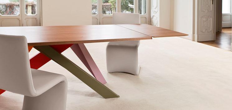 tavoli allungabili moderni prezzi